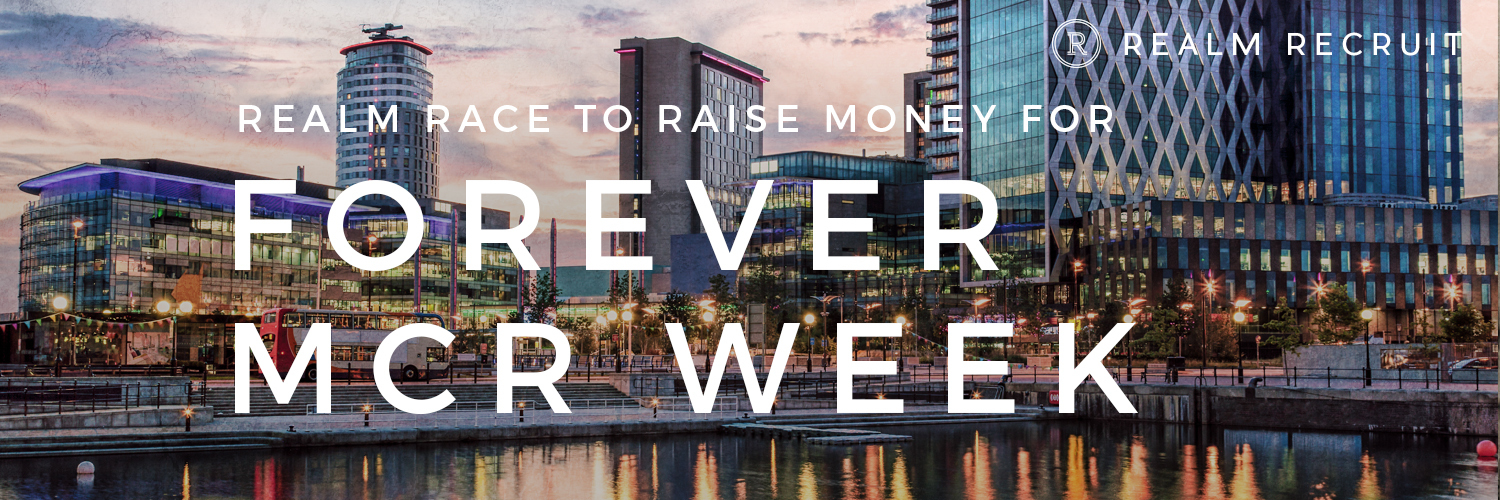Realm Race to Raise for Forever Manchester Week