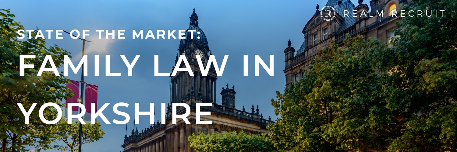 An Overview of the Family Law Market in Yorkshire