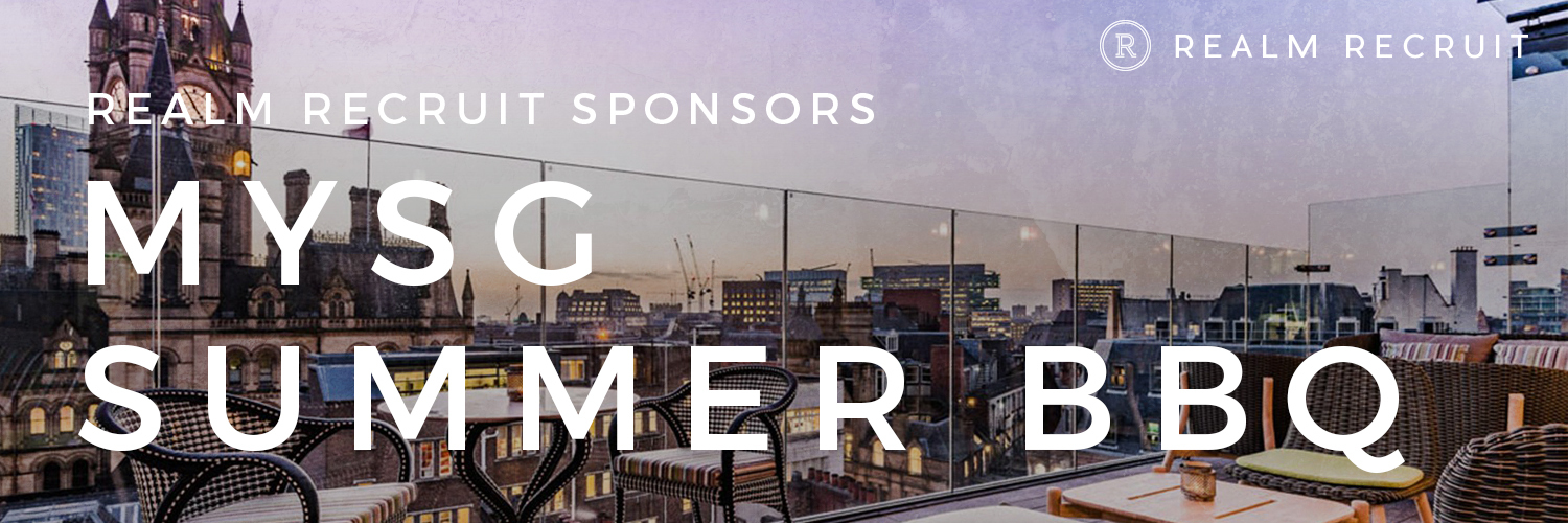 Realm Sponsors Manchester Young Solicitors Group's Summer BBQ