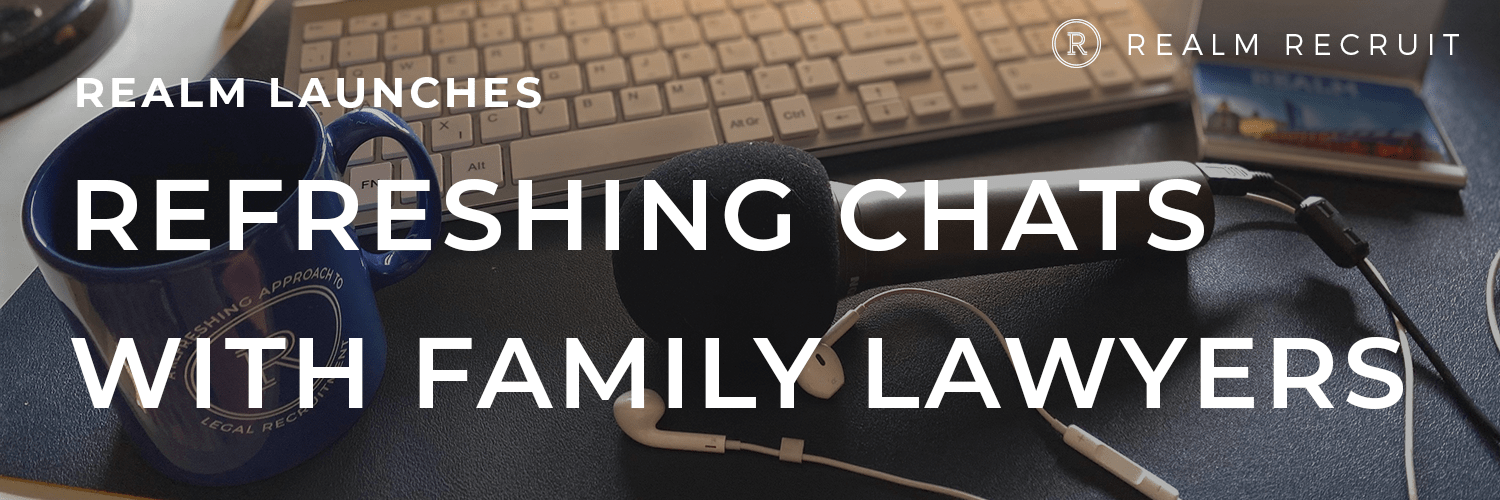 Realm launches its first podcast: Refreshing Chats with Family Lawyers