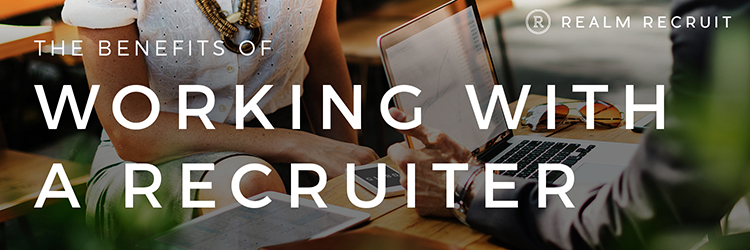 The Benefits Of Working With A Legal Recruiter