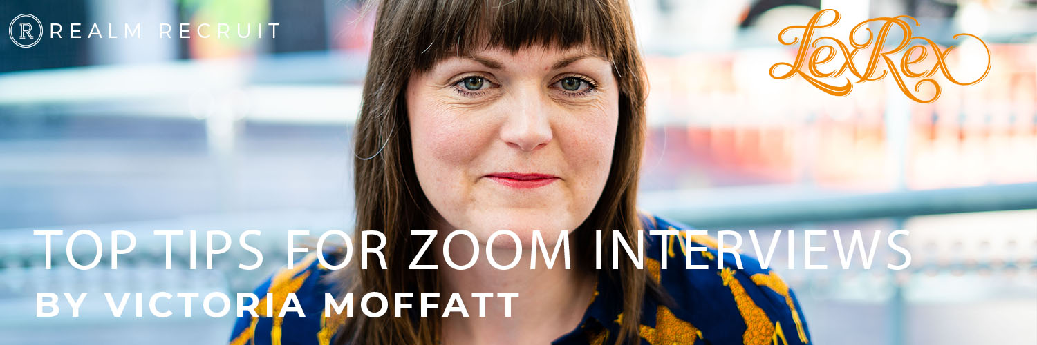 Top Tips For Zoom Interviews
