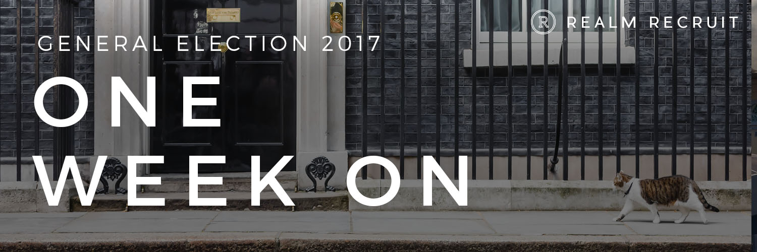 General Election 2017: One Week On