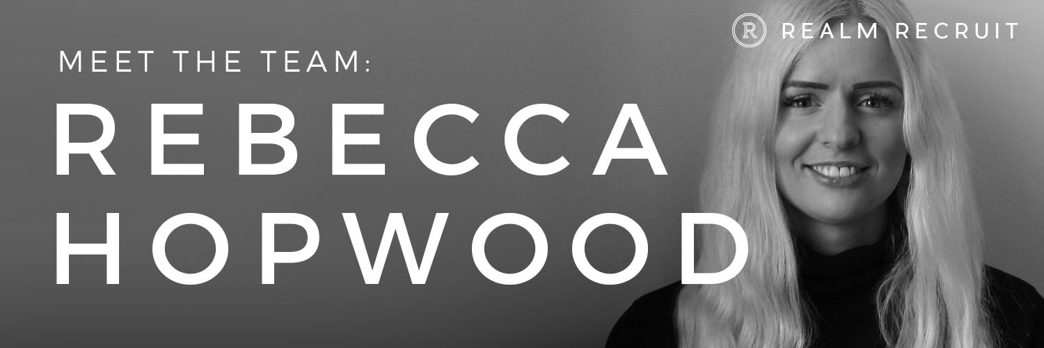 Meet the Team: Rebecca Hopwood