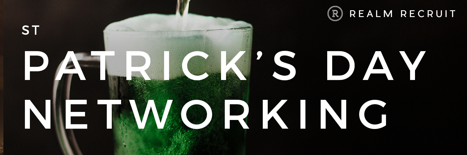 St. Patrick's Day Networking